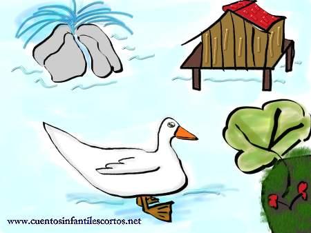 Cuento los patos del lago