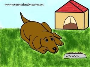 Cuentos cortos - Dogui el perro tranquilizador