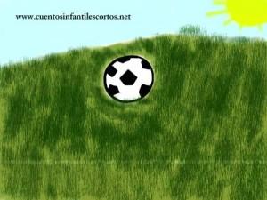 Cuentos infantiles - El equipo de futbol invencible
