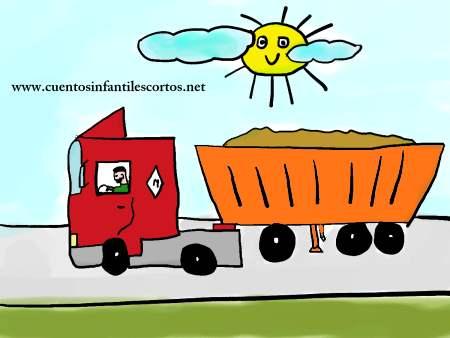 Cuentos-infantiles-el-senor-camionero