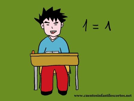 Cuentos infantiles - El niño extranjero de la clase