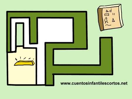 Cuentos infantiles - Juanito y el laberinto