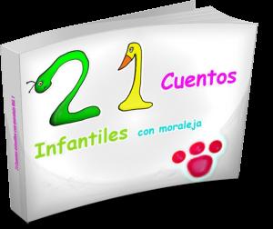 Cuentos infantiles con moraleja_3D