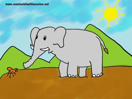 Para dormir a un elefante