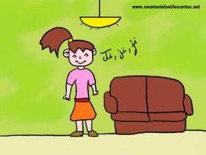 Cuentos infantiles - Lucia la obediente