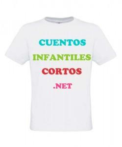 camiseta de cuentos cortos infantiles