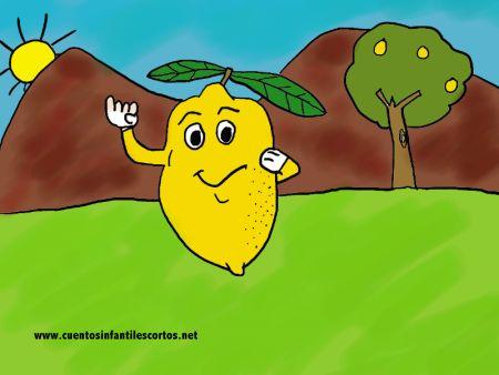 Cuentos cortos -El limon dulce
