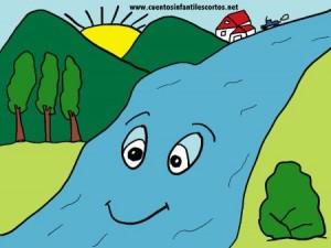 Cuentos infantiles - El rio magico