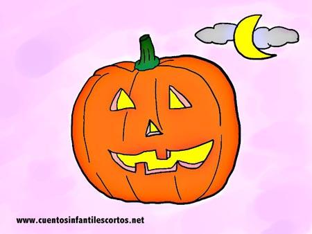 Cuentos infantiles - Julie y la noche de halloween