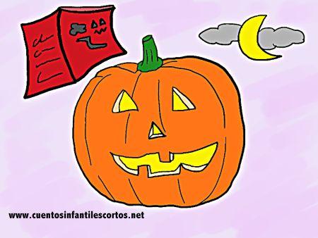 Cuentos infantiles - Los cuentos de halloween