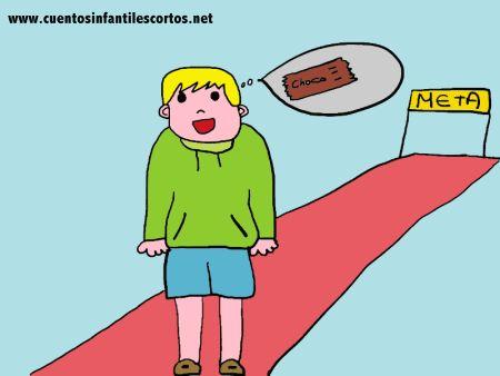 Cuentos infantiles - Manolito y el silbato de la profe