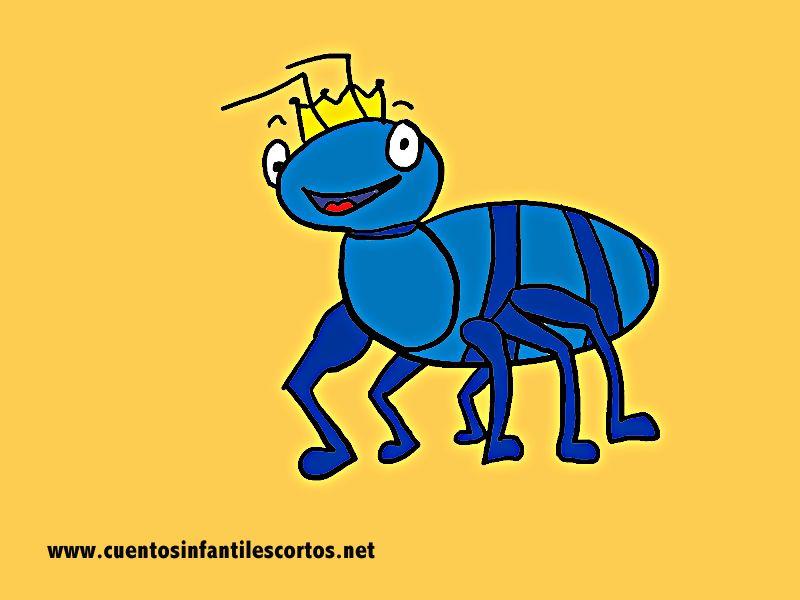 Cuentos infantiles - El escarabajo de los reyes magos