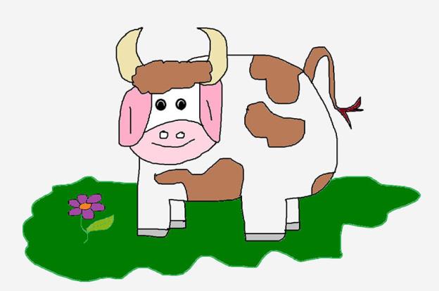 vaca-castaña-cuentos-infantiles-cortos