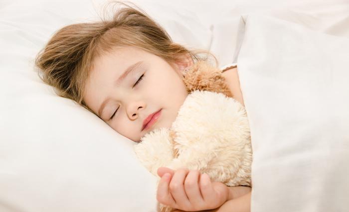 Dormir despues de contar cuentos