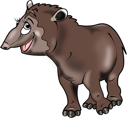 cuentos-infantiles-cortos-tapir
