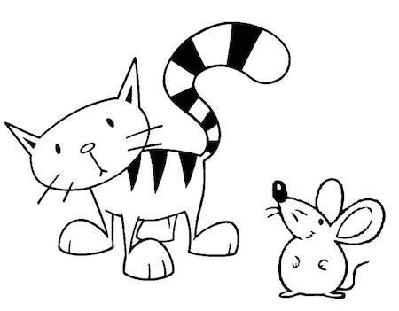 cuento-infantil-corto-gato-y-raton